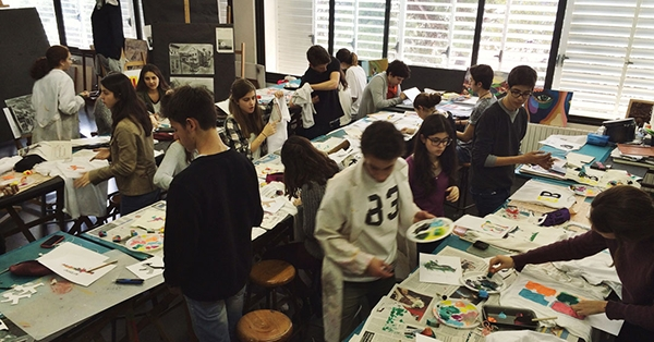 Workshop a 4t d'ESO